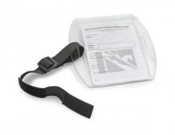 Medical card Arm band