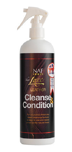 Sheer Luxe Leather Cleanse & Condition