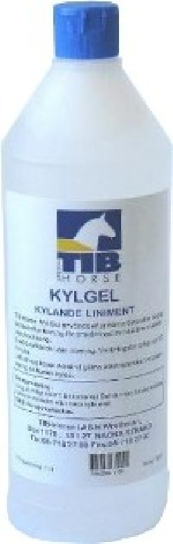 TIB Kylgelé för häst